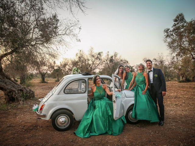 Il matrimonio di Piero e Simona a Maglie, Lecce 27