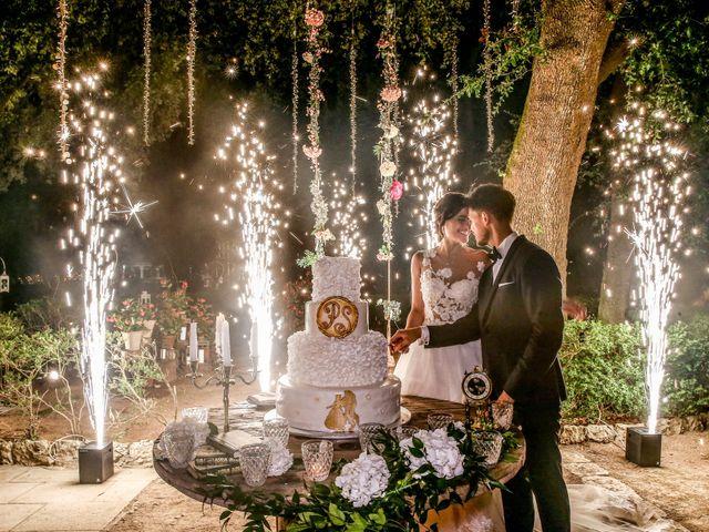 Il matrimonio di Piero e Simona a Maglie, Lecce 33