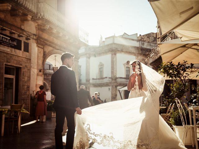 Il matrimonio di Piero e Simona a Maglie, Lecce 39