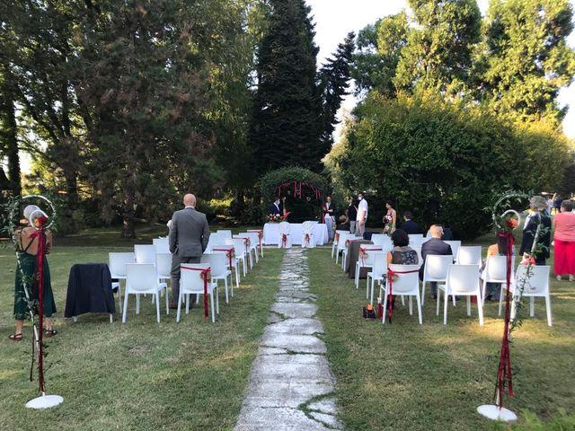 Il matrimonio di Luca e Patricia a Ripalta Cremasca, Cremona 7
