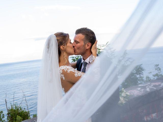 Il matrimonio di Valentina e Francesco a Pedara, Catania 20