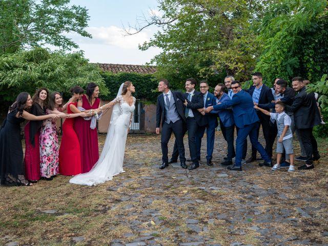Il matrimonio di Valentina e Francesco a Pedara, Catania 21
