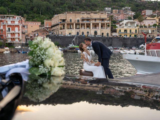Il matrimonio di Valentina e Francesco a Pedara, Catania 23