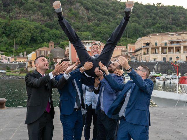 Il matrimonio di Valentina e Francesco a Pedara, Catania 25