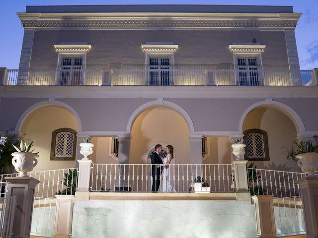 Il matrimonio di Valentina e Francesco a Pedara, Catania 26