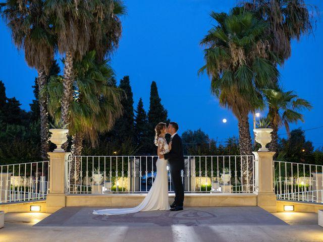 Il matrimonio di Valentina e Francesco a Pedara, Catania 27