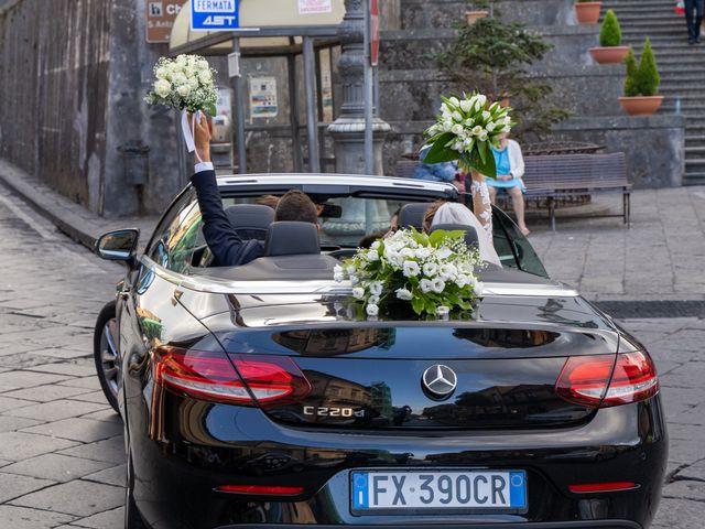 Il matrimonio di Valentina e Francesco a Pedara, Catania 40