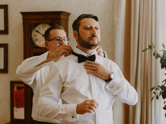 Il matrimonio di Monica e Luca a Miglianico, Chieti 13