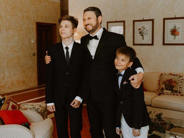 Il matrimonio di Monica e Luca a Miglianico, Chieti 20