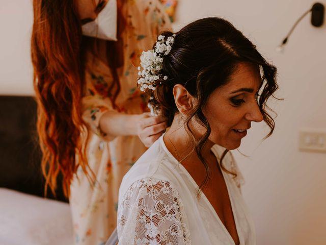 Il matrimonio di Monica e Luca a Miglianico, Chieti 35