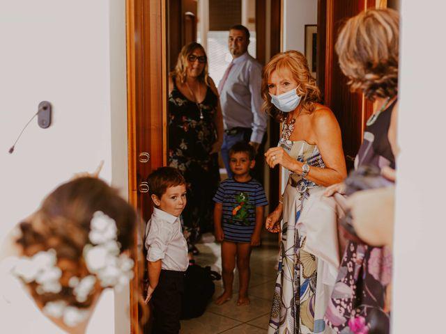 Il matrimonio di Monica e Luca a Miglianico, Chieti 38