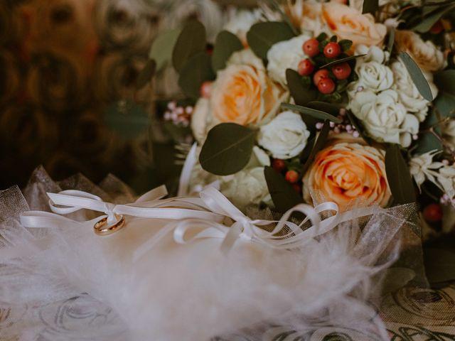 Il matrimonio di Monica e Luca a Miglianico, Chieti 40