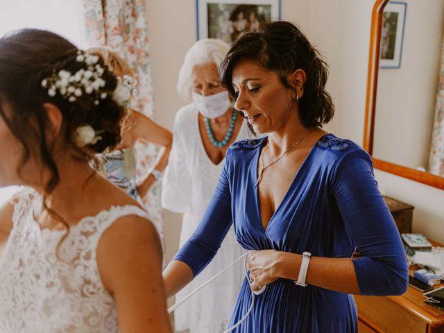 Il matrimonio di Monica e Luca a Miglianico, Chieti 52