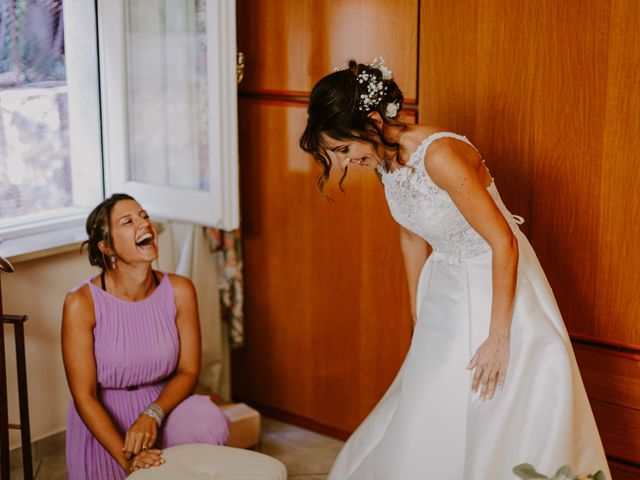Il matrimonio di Monica e Luca a Miglianico, Chieti 63