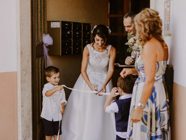 Il matrimonio di Monica e Luca a Miglianico, Chieti 69
