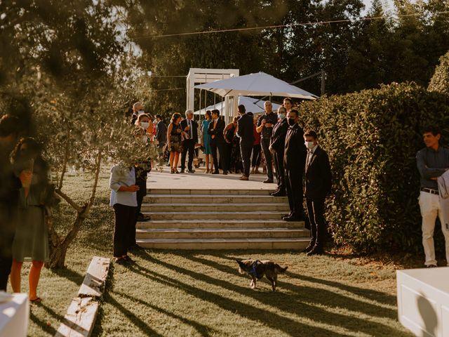 Il matrimonio di Monica e Luca a Miglianico, Chieti 74