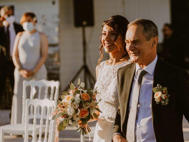 Il matrimonio di Monica e Luca a Miglianico, Chieti 77