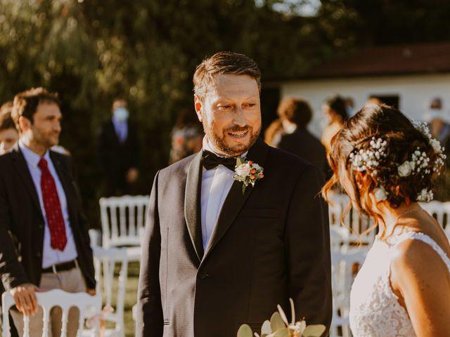Il matrimonio di Monica e Luca a Miglianico, Chieti 78