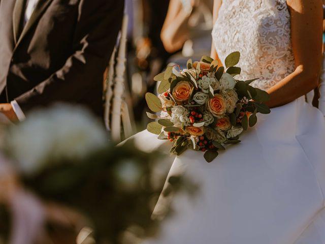 Il matrimonio di Monica e Luca a Miglianico, Chieti 80