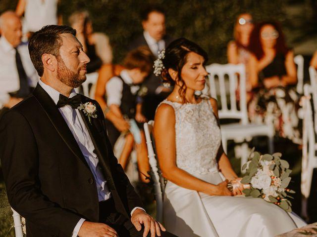 Il matrimonio di Monica e Luca a Miglianico, Chieti 81