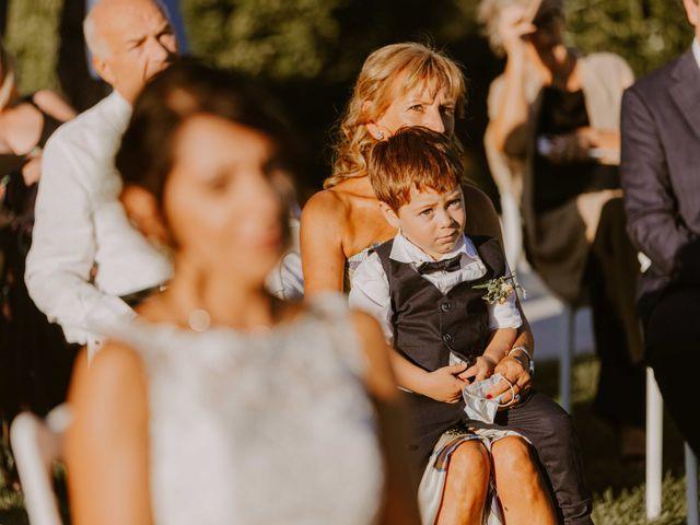 Il matrimonio di Monica e Luca a Miglianico, Chieti 84