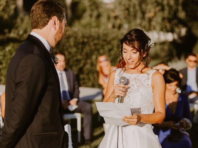 Il matrimonio di Monica e Luca a Miglianico, Chieti 89