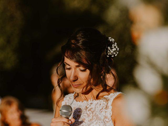 Il matrimonio di Monica e Luca a Miglianico, Chieti 91
