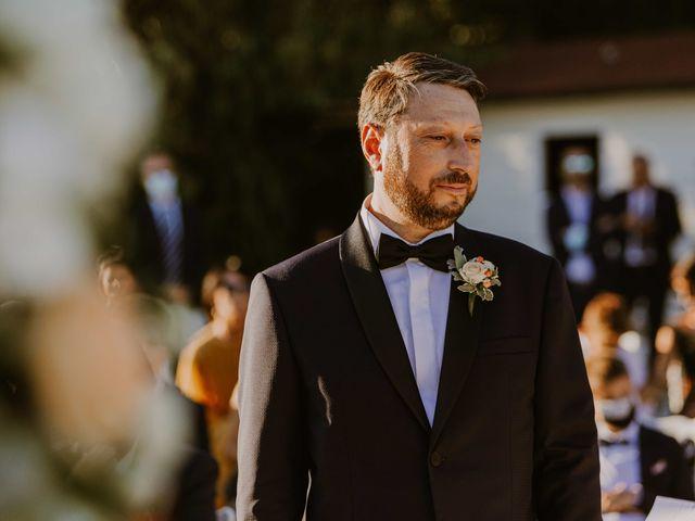 Il matrimonio di Monica e Luca a Miglianico, Chieti 93