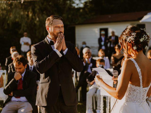 Il matrimonio di Monica e Luca a Miglianico, Chieti 94