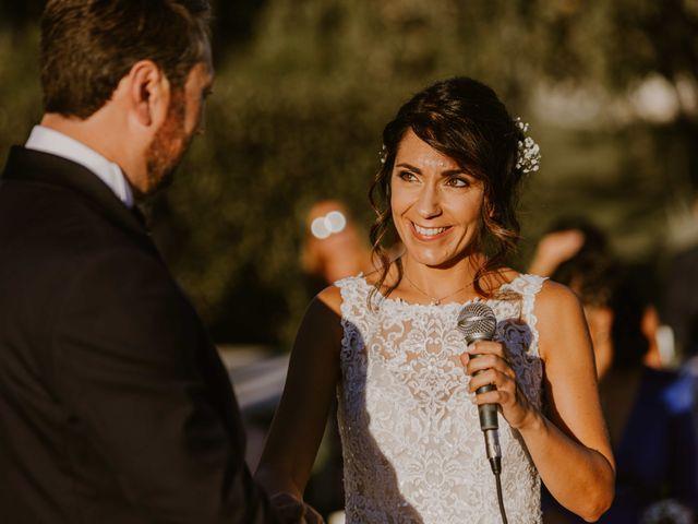 Il matrimonio di Monica e Luca a Miglianico, Chieti 98