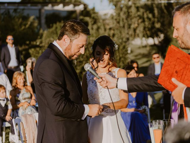 Il matrimonio di Monica e Luca a Miglianico, Chieti 101