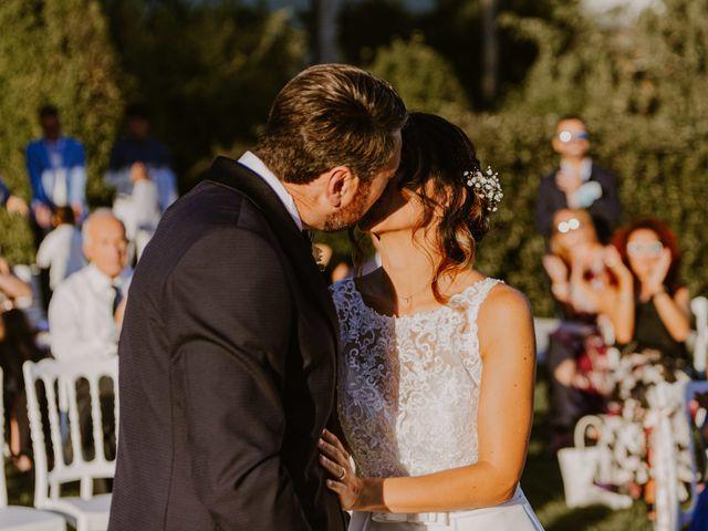 Il matrimonio di Monica e Luca a Miglianico, Chieti 103