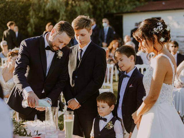 Il matrimonio di Monica e Luca a Miglianico, Chieti 105