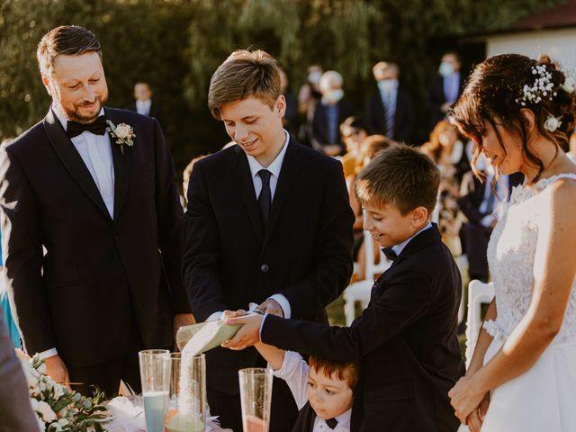 Il matrimonio di Monica e Luca a Miglianico, Chieti 107