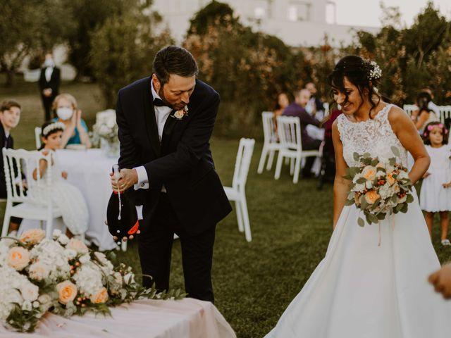 Il matrimonio di Monica e Luca a Miglianico, Chieti 113