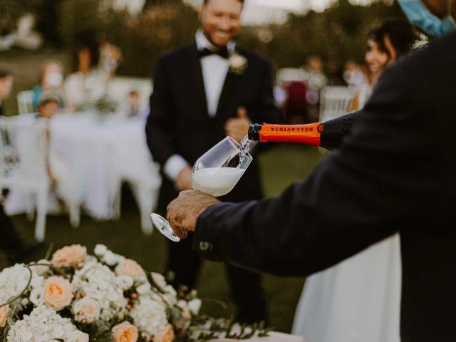 Il matrimonio di Monica e Luca a Miglianico, Chieti 114