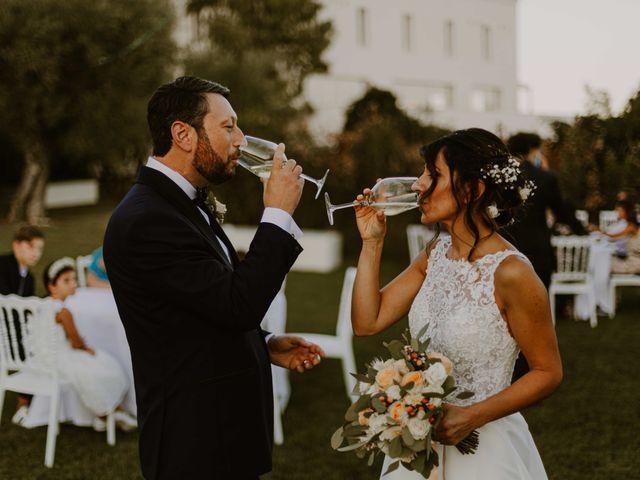Il matrimonio di Monica e Luca a Miglianico, Chieti 116