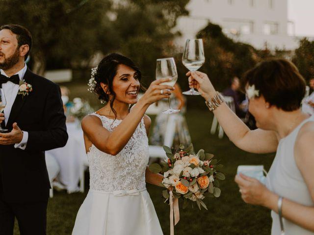 Il matrimonio di Monica e Luca a Miglianico, Chieti 117