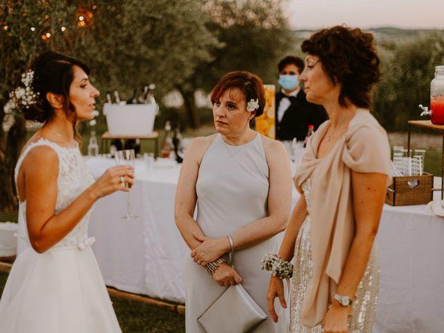 Il matrimonio di Monica e Luca a Miglianico, Chieti 127