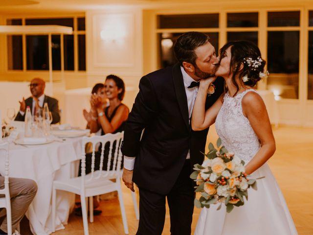Il matrimonio di Monica e Luca a Miglianico, Chieti 129