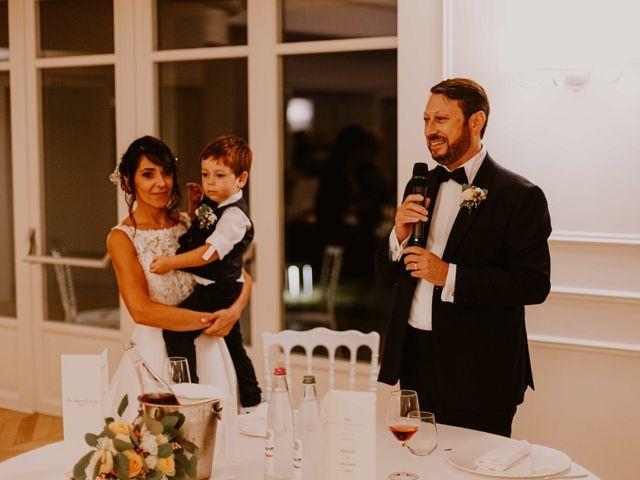 Il matrimonio di Monica e Luca a Miglianico, Chieti 130