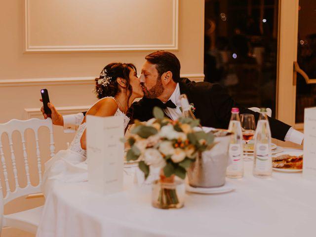 Il matrimonio di Monica e Luca a Miglianico, Chieti 143