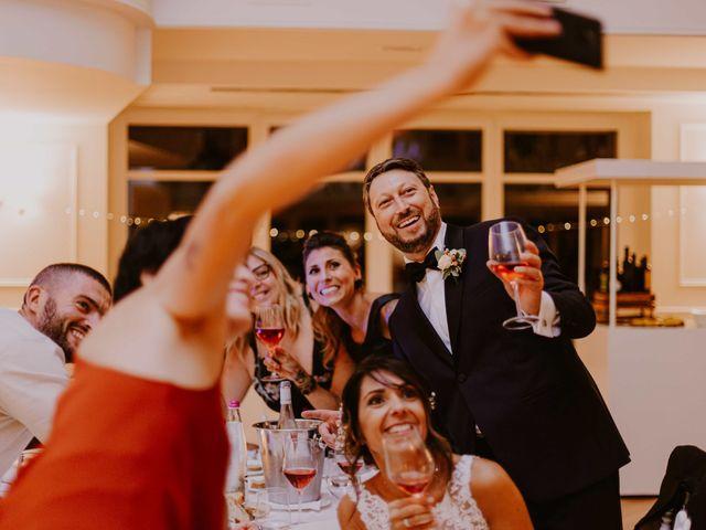 Il matrimonio di Monica e Luca a Miglianico, Chieti 144