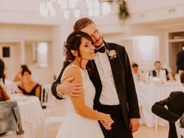 Il matrimonio di Monica e Luca a Miglianico, Chieti 147