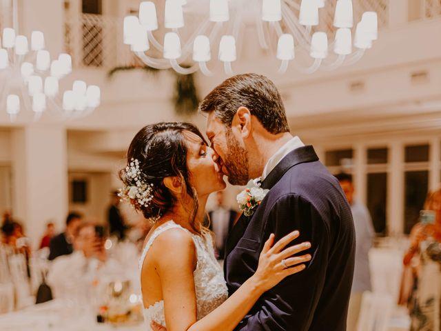 Il matrimonio di Monica e Luca a Miglianico, Chieti 150