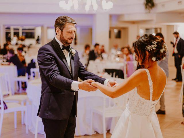 Il matrimonio di Monica e Luca a Miglianico, Chieti 151