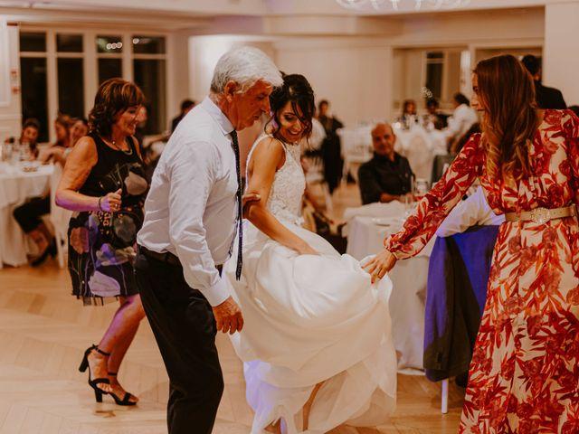 Il matrimonio di Monica e Luca a Miglianico, Chieti 154