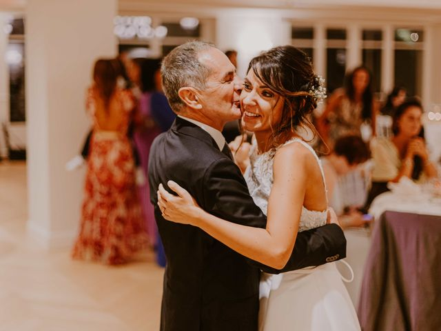 Il matrimonio di Monica e Luca a Miglianico, Chieti 157
