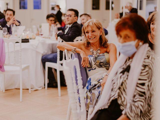 Il matrimonio di Monica e Luca a Miglianico, Chieti 158