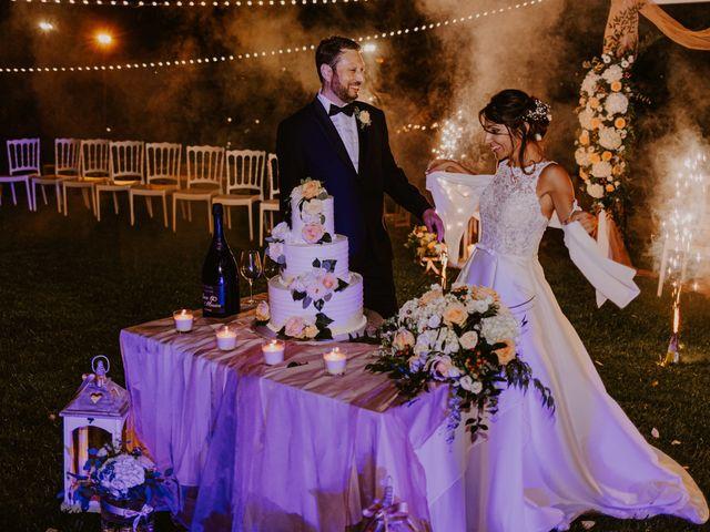 Il matrimonio di Monica e Luca a Miglianico, Chieti 162
